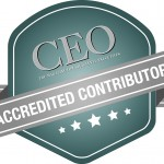 The CEO Magazine - Accredited Logo